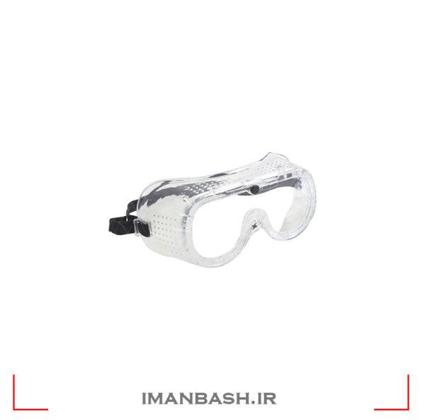 عینک طلقی کشدار ضد گرد وغبار مدل SE1120