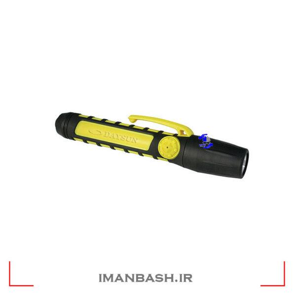 چراغ قوه قلمی ضد انفجار مدل DS-19