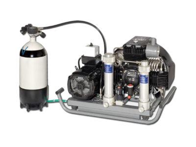 کمپرسور هوای تنفسی LW 225E