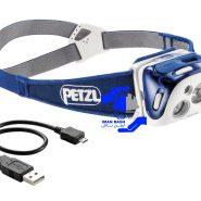 چراغ پیشانی Petzl REACTIK