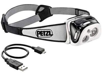 چراغ پیشانی +Petzl REACTIK