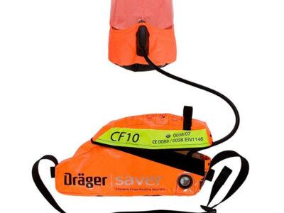 سیستم-فرار-هودی-Drager-Saver-CF-15