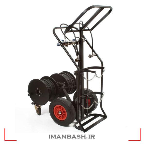 سیستم-ارابه-ای-دراگر-Drager-air-pack-2-trolley