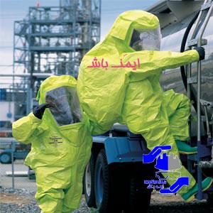 لباس ضد گاز DuPont Tychem TK