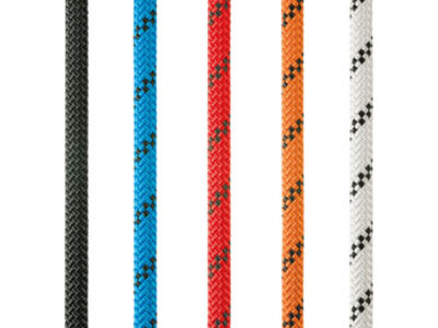 طناب نیمه استاتیک مشکی Petzl AXIS11mm