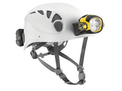 کلاه با چراغ Petzl TRIOS