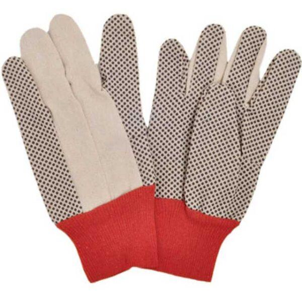 دستکش خالدار پلی آراماید