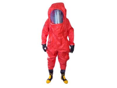 لباس مقاوم در برابر مایعات و بخارات شیمیایی mkf-07 (ffh-3)