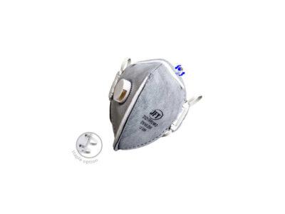ماسك سوپاپ دار کربن دار FFP2 مدل JFY 3121