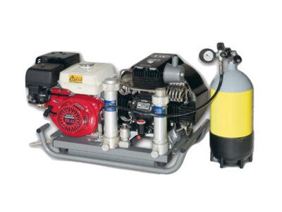 کمپرسور هوای تنفسی LW 160E