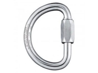 کارابین ساده فولادی Petzl DJINN STEEL M60APS B