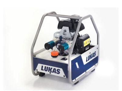 موتور پمپ هیدرولیک LUKAS p630sg