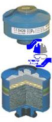 فيلتر-بزرگ-ضد-ذره-و-باكتري-برای-ماسک-های-تمام-صورت-P3