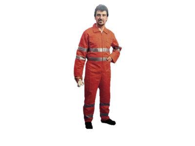 لباس مقاوم حرارتی امداد و نجات