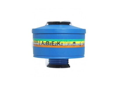 فیلتر شیمیائی چهار حالته A2B2E2K2 برای ماسک های تمام صورت