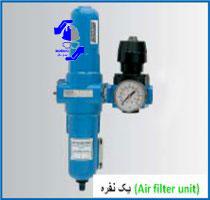 Air-filter-unitیک-نفره