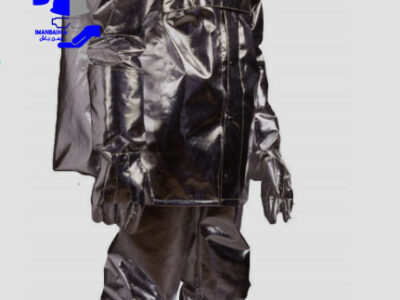 لباس آلومینیومی عملیاتی تماس با آتش