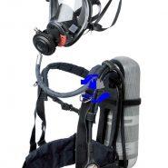 سیستم تنفسی مبارزه با حریق سری FR