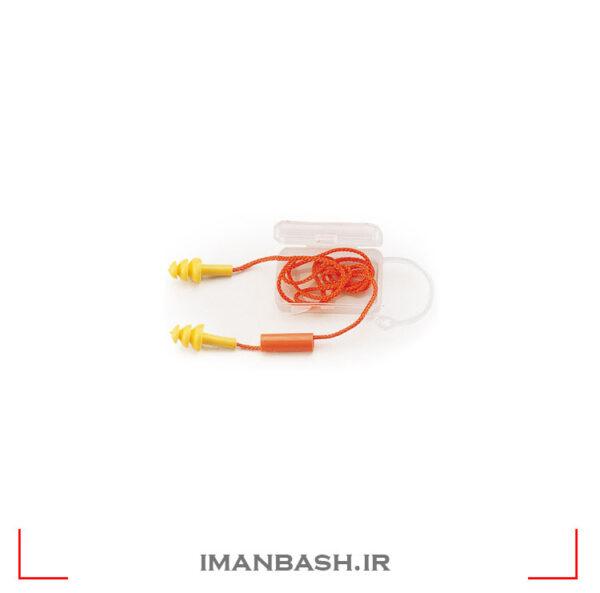 گوشی داخل گوش قوطی دار مدل (SE1363 (EP 535 مارک Pan Taiwan