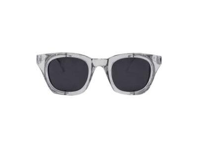 عینک فریم دار بغل توری فلزی مدل SG-1215