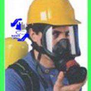 ماسک تمام صورت TR2002/A جنس Silicone