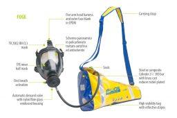 سیستم تنفسی موقعیت اضطراری - FUGE