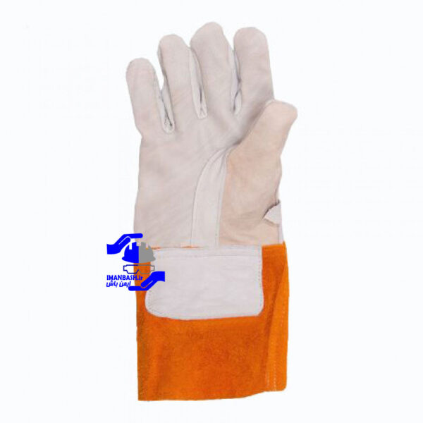 دستکش چرمی محافظ دستکش های عایق برق مارک SALSBURY