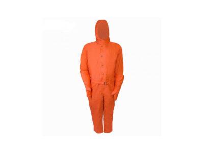 لباس دو تکه مقاوم شیمیایی