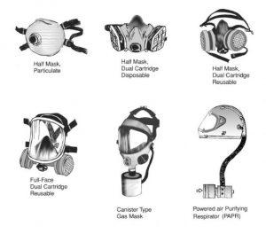تجهیزات حفاظت از سیستم تنفسی