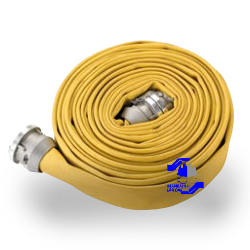 TST SmartHose, complete with nozzles 25x6 mmwith Storz couplings