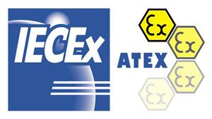تفاوت بین IECEx و سیستم های طبقه بندی خطرناک ATEX