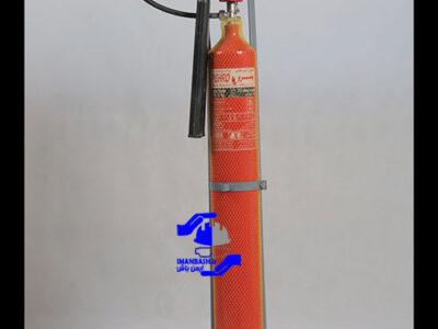 کپسول آتش نشانی دی اکسید کربن - 12 کیلویی