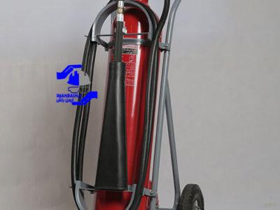 کپسول آتش نشانی دی اکسید کربن - 30 کیلویی