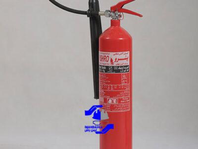 کپسول آتش نشانی دی اکسید کربن - 6 کیلویی