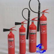 کپسول آتش نشانی دی اکسید کربن - 9 کیلویی