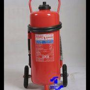 کپسول آتش نشانی پودری - 50 کیلویی