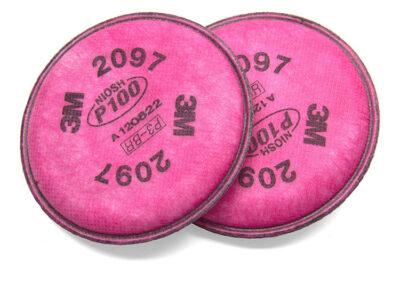 نگهدارنده فیلتر NOISH approved 2091-2097