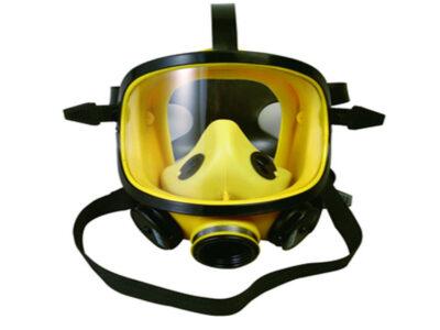 ماسک تمام صورت زرد HONEYWELL