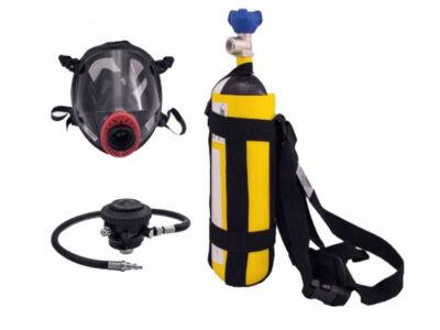 سیستم تنفسی فرار حمایلی مدل BVF/A 1303