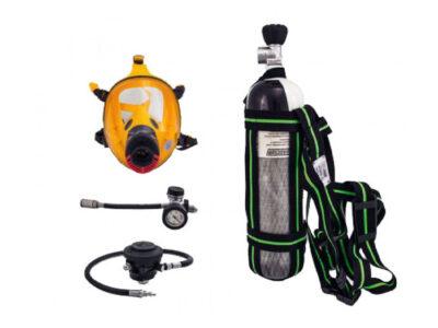 سیستم تنفسی فرار حمایلی مدل BVF/BN 1303C