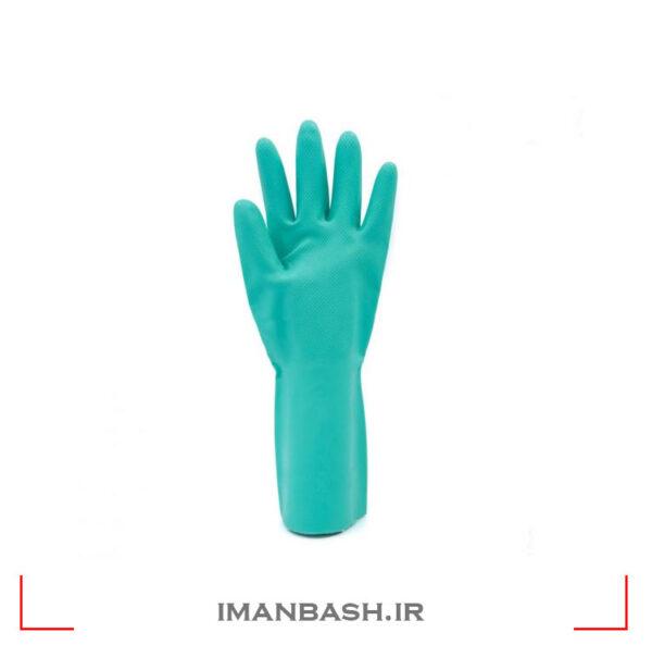دستکش نیتریلی صنعتی – آزمایشگاهی مدل NU2215