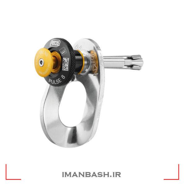 رول با صفحه جداشونده PETZL COEUR bolt stainless 12mm