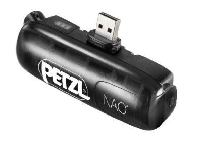 باطری قابل شارژ چراغ پیشانی PETZL NAO